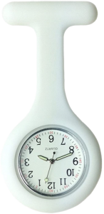 Nurse Medical Clip-On Watch