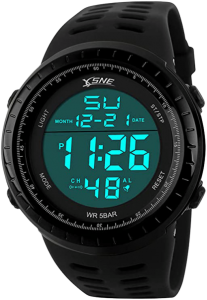 SNE Digital Sports Waterproof Watch
