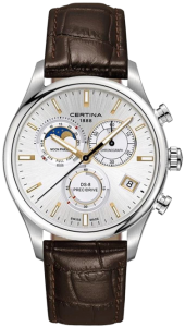 Certina DS- 8 Chronograph Moon Phase