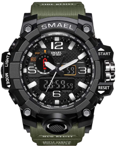 KXAITO Men's Sports Outdoor Waterproof Watch