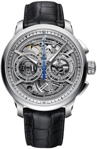 Maurice Lacroix Masterpiece Skeleton Automatic Watch