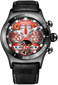 Reef Tiger Luminous Sport Watches Mens