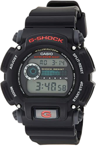 Casio Men's 'G-Shock' Quartz Resin Sports Waterproof Watch
