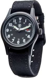 Smith & Wesson Men's Military watch