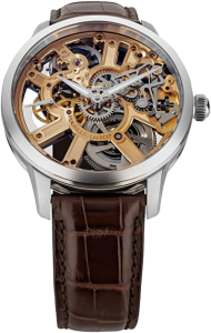 Maurice Lacroix Masterpiece Skeleton Watch