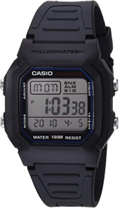 Casio Men's W800H-1AV Classic Sport Waterproof Watch