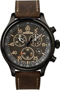 Timex Expedition -- Field Chronograph
