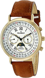 Peugeot Perpetual Calendar with Moon Phase