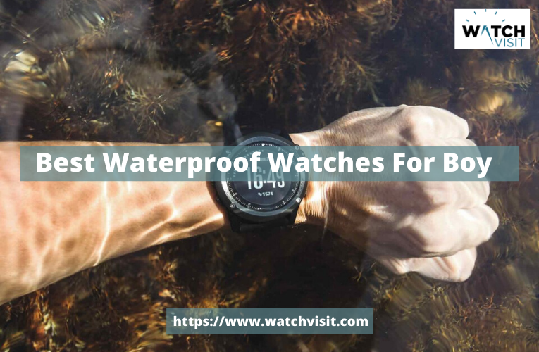 Waterproof Watches For Boy