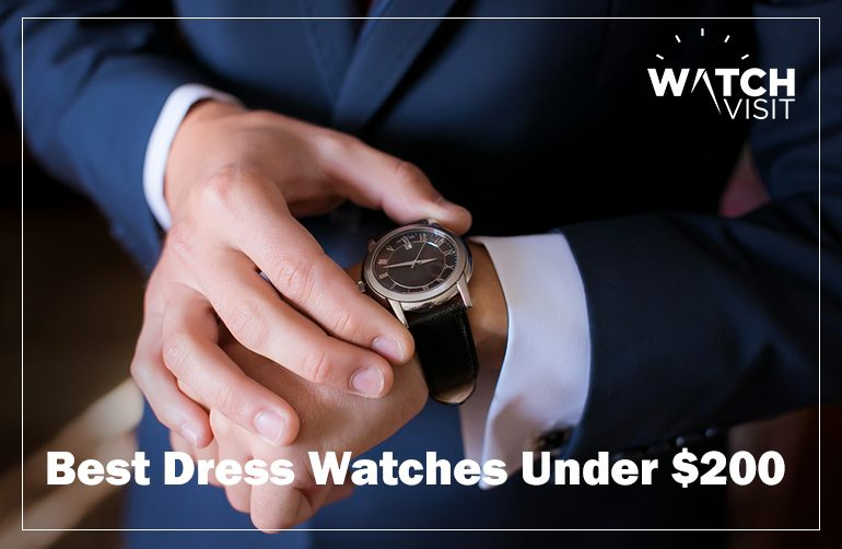 best dress watches under 200 dollars