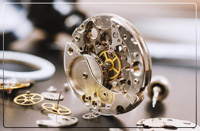 Watch Movements Types