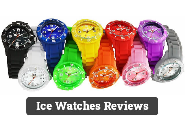 Ice watches reviews