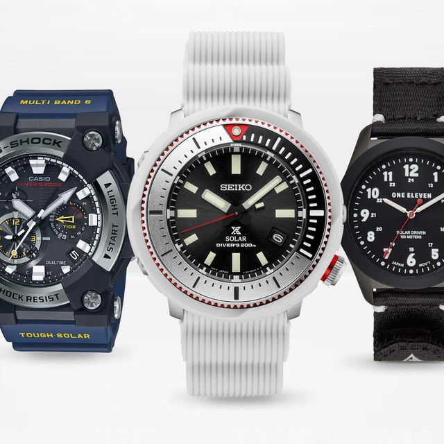 Types of Solar Watches
