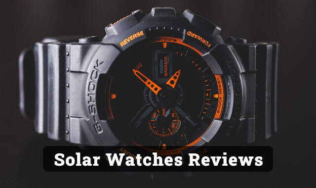 Solar Watches Reviews
