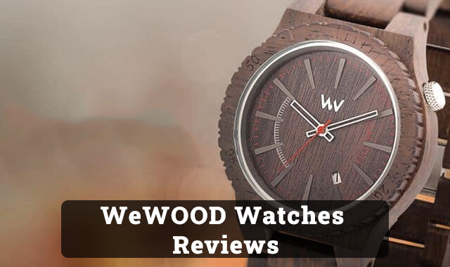wewood watches reviews